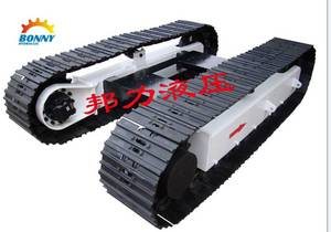 Wholesale hydraulic planetary gearbox: High Quality Steel Crawler Track Undercarriage