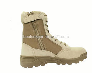 Wholesale military jungle boots: ZD036Desert Boots.Customizable Military Boots,Desert Boots,Jungle Boots for Export