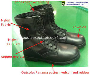Wholesale eva boots: ZD036military Boots,New Design!Hot Selling! Combat Boots, Army Boots, Police Boots