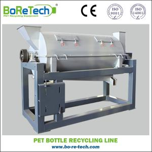 Wholesale bottle washer: Plastic Bottles Recycling Turbo Washer for PET Flakes