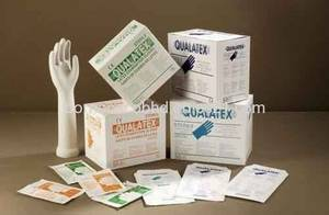 Wholesale gloves: Medical Sterile Latex Surgical Gloves
