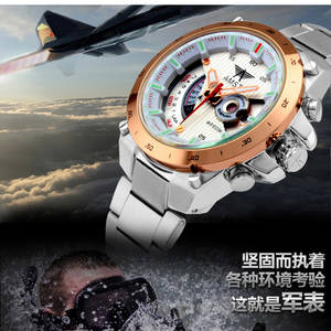 Wholesale quartz watches: HOT Selling POLO Watch for Men Fashion Quartz Stainless Watch Wholesale Stainless Watch