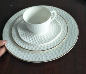 Wholesale dinner set: Fine Bone China Dinnerware Dinner Set
