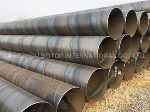 Wholesale astm a252: ASTM A252 GR.3 SSAW Steel Piles Pipe