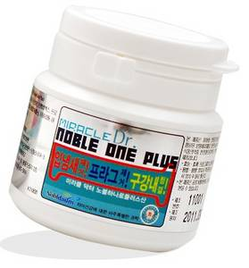 Wholesale propolis toothpaste: Miracle Dr. Noble One Powder Toothpaste