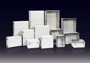 Wholesale hinge: [IP66/67, IK08] Plastic Boxes Stainless Hinge Type (Medium and Large Size)