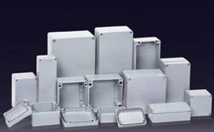 Wholesale Other Electrical Equipment: Aluminium Box