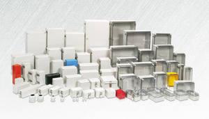 Wholesale Electronic & Instrument Enclosures: Plastic Enclosure