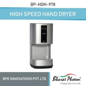 Wholesale hand dryer: High Speed Hand Dryers in ABS Casing BP-HDH-978