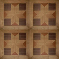 Art Parquet Parquet Flooring Marquetry Wood Medallion