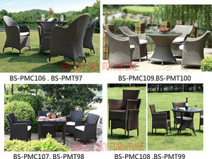 Wholesale rattan furniture: Rattan Outdoor Furniture  Set