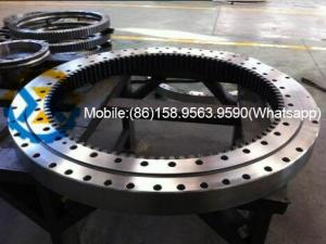 Wholesale wind turbine crane: E307B, E307C, E307D, E110, E120B, E180, E200B, CAT215 Slewing Bearing