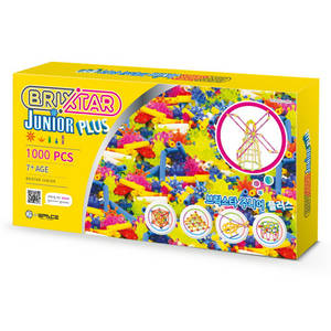 Wholesale educational: Educational Block Toy BRIXTAR [Junior Plus]