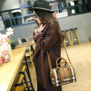 Wholesale lady shoulder bag: Genuine Leather  Shoulder Bags Fashion Handbag Lady Bag