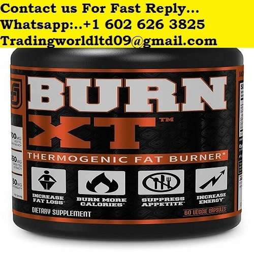 Burn-XT Thermogenic Fat Burner - Weight Loss Supplement, Appetite Suppressant 60 Diet Pills