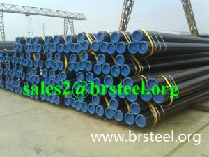 Wholesale seamless steel pipe: ASTM A53/106 Grade B Carbon Steel Seamless Pipe