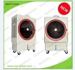 Wholesale water evaporative air cooler: Plastic Evaporative Desert Cooler /Floor Standing Water Air Conditioner