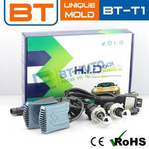 Wholesale hid headlights: HID Ballast 35W/55W H4 H7 H11 H13 9004 9005 HID Bulb Xenon Kits Hi Lo Beams Car Headlight