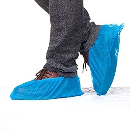 Sell Disposable Nonwoven Indoor Shoe Cover with Ce or ISO Certification