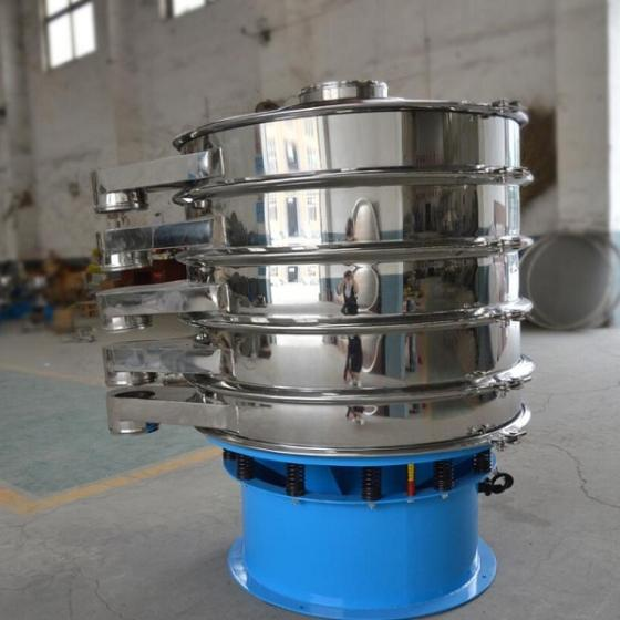 Sell Circular Vibrating Screen Vibro Sieve Sifter Powder Seperator Machine