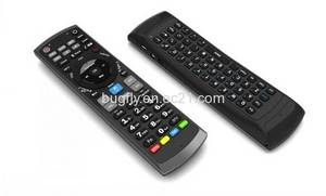 Wholesale remote control with 2.4g: RF 2.4G Remote Control with Keyboard