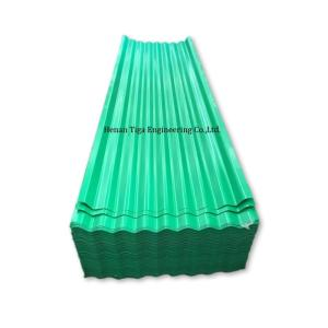 Wholesale ppgl: Corrugated PPGL Steel Roof Sheet