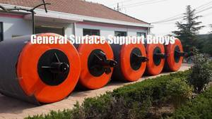 Wholesale polyform: General Surface Support Buoy, Chain Through Buoy, Central Tube for Chain To Pass Through.