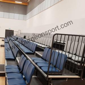 Wholesale manual wheelchair: Sport Centers Retractable Bleacher Seating with Polymer Seat
