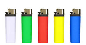 Wholesale disposable lighter: FH-003 Disposable Flint Lighter