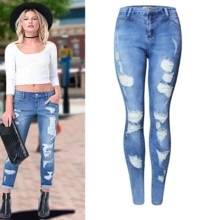 Wholesale Pants, Trousers & Jeans: High Waisted Skinny Jeans