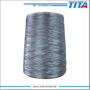 Wholesale Other Lace, Tassels & Cords: 300d/2,300d/3 polyester Reflective Thread, Silk Thread for Weaving, Sewing From Hangzhou TITA