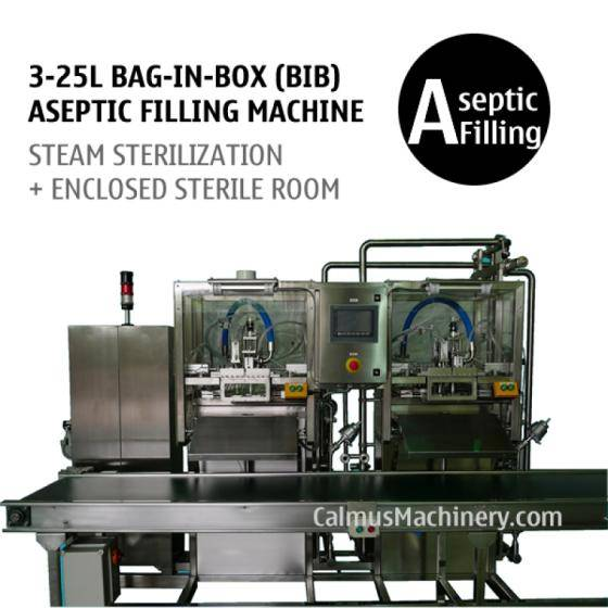 Sell 3-25L Double-head BIB Filling Machine Bag in Box Aseptic Filler
