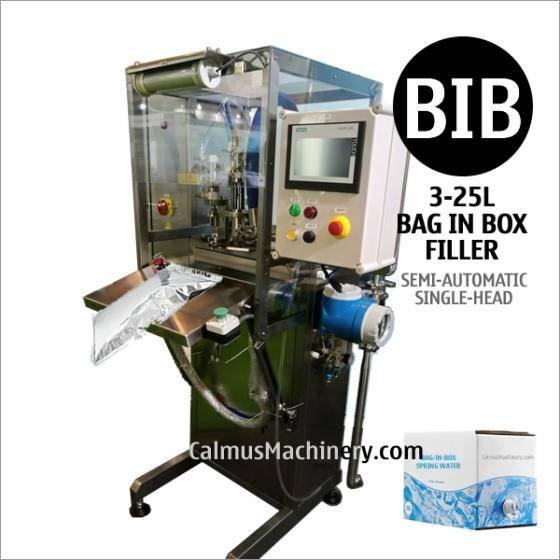 Sell BIB Filling Machine Bag Water Packaging Equipment Bag in Box Filler