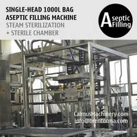 Sell Single-head 1000 Litre IBC Liner Bag Aseptic Filler