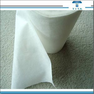 Wholesale Interlinings & Linings: Non Woven Textile Fabric, Hot Water Soluble for Embroidery Backing Interlining Lace