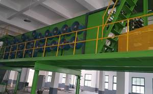 Wholesale Rubber Product Making Machinery: Rubber Sheet Cooling Line Batch Off Unit Machine