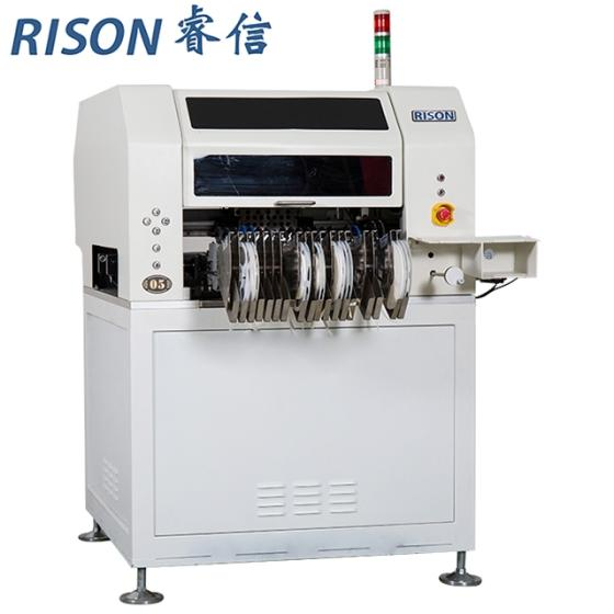 RISON Pick and Place PCB Machine SMT-RS-TX4