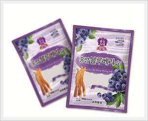 Wholesale jelly: Red Ginseng Blueberry Jelly