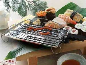 Wholesale barbeque: Electric Barbeque Grill(BB-24R1)