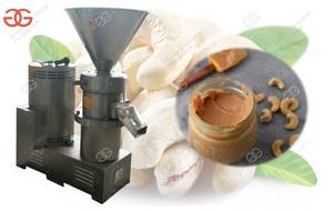Wholesale chili paste machine: Cashew Nut Paste Grinding Machine Colloid Mill for Sale