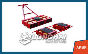 Wholesale cargo trolley: Cargo Trolley Move Your Heavy Duty Equipment Effortless