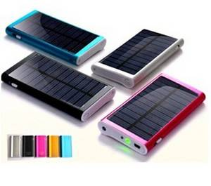 Wholesale solar power charger: Portable Solar Charger Bank  Colorful Power Bank
