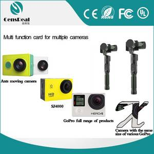 Wholesale gopro gimbal: High Quality Camera Gimbal for Sports Camera SJ4000 for Gopro HERO4