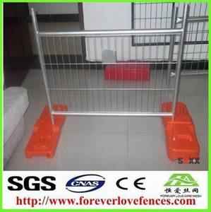 Wholesale mesh panel fencing: Temporary Fence