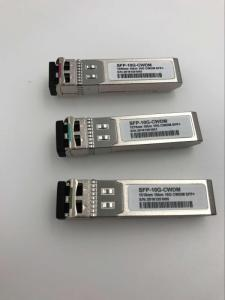 Wholesale 10gbase-lr lw: 10Gbps CWDM SFP+ Transceiver, 20km