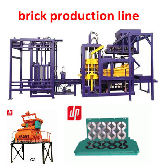 Sell concrete block forming machine