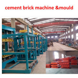 Wholesale brick making machine: Pakistan Automatic Concrete Fly Ash Brick Making Machine