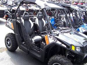 Wholesale motorcycles: 2013 Polaris Rzr 570
