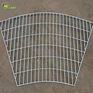 Wholesale braces: Serrated Carbon Steel Drain Bracing Grate Floor Hot Dip Galvanized Grid Grille