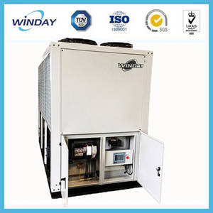 Wholesale alco: Hot Selling Energy Saving Air Cooled Screw Type Chiller China